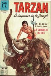 Tarzan (2e Série - Sagédition) (Vedettes T.V.) -41- Le puit aux Cobras