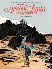 Arsène Lupin - Les origines -1- Les Disparus