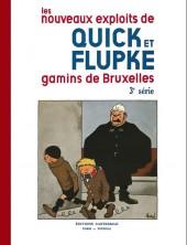 Quick et Flupke -5- (Casterman, Fac-similé N&B) -3- Les nouveaux exploits des gamins de bruxelles