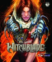 Witchblade (1995) -HS2- The Art Of Witchblade