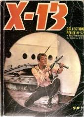 X-13 agent secret -Rec57- Collection reliée N°57 (du n°360 au n°363)