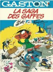Gaston -14a1984- La saga des gaffes