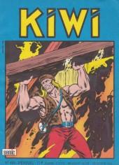 Kiwi -464- Le petit trappeur - Assaut sur l'île de Coot...