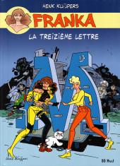 Franka (BD Must) -13- La Treizième Lettre
