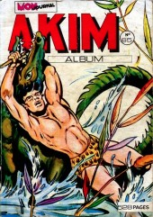 Akim (1re série) -Rec065- Album N°65 (du n°381 au n°384)