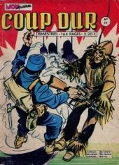 Coup dur -11- Johnny Hazard - La cible vivante