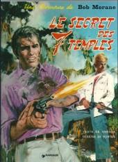 Bob Morane 2 (Dargaud) -9a74- Le secret des 7 temples