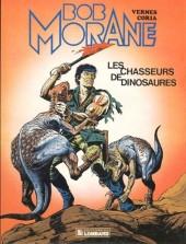 Bob Morane 3 (Lombard) -33a- Les chasseurs de dinosaures
