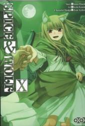 Spice & Wolf -10- Volume 10