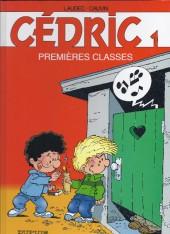 Cédric -1a2000- Premières classes