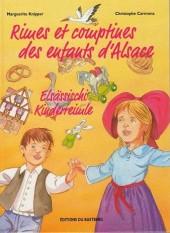 Rimes et comptines des enfants d'Alsace -a- Rimes et comptines des enfants d'alsace