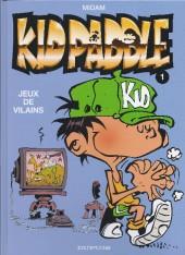 Kid Paddle -1a2005- Jeux de vilains