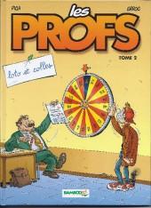 Les profs -2a2004- Loto et colles