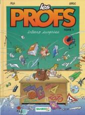Les profs -1a2004a- Interro surprise