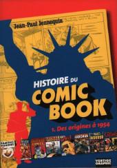 (DOC) Études et essais divers - Histoire du comic book - 1 - Des origines à 1954