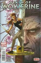 Death of Wolverine (2014) -3- Seppuku