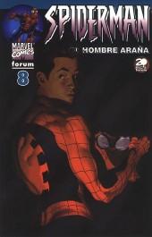 Spiderman: El Hombre Araña (2002) -8- SPIDERMAN: EL HOMBRE ARAÑA vol.1 nº 8