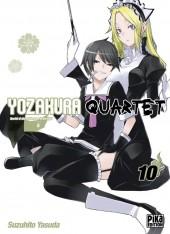 Yozakura Quartet -10- Tome 10