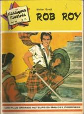 Les classiques illustrés (2e Série) -5- Rob Roy