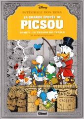 La grande Épopée de Picsou -5- Tome V - Le Trésor de Crésus et autres histoires