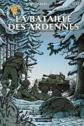 Lefranc (Les voyages de/Les reportages de) -6- La Bataille des Ardennes