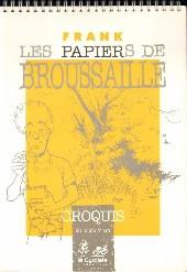 Broussaille -HS2- Les papiers de Broussaille