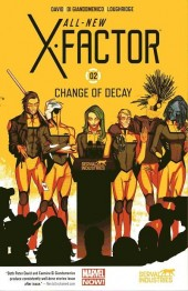 All-New X-Factor (2014) -INT02- Change of decay