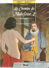 Les chemins de Malefosse -2b90- L'Attentement
