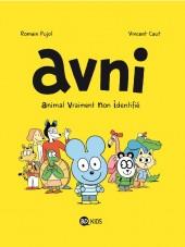 Avni -1- Animal vraiment non identifié