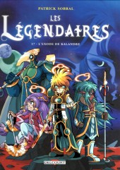 Les légendaires -17- L'Exode de Kalandre