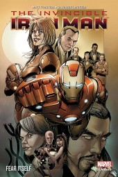 Invincible Iron Man (The) (Marvel Deluxe) -4- Fear Itself