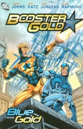 Booster Gold (2007) -INT02- Blue and Gold