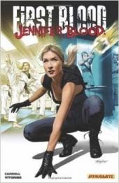 Jennifer Blood: First Blood (2012) -INT- First Blood