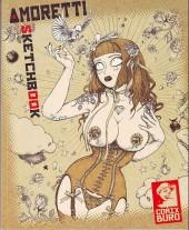 (AUT) Amoretti - Sketchbook Amoretti