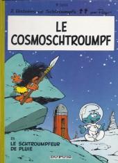 Les schtroumpfs -6b90- Le cosmoschtroumpf