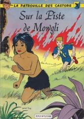 La patrouille des Castors -4a- Sur la Piste de Mowgli