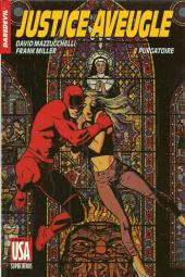 Super Héros (Collection Comics USA) -25- Daredevil : Justice aveugle 1/4 - Purgatoire