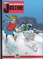Miss Justine (Aventures de) -2- Onze aventures de Miss Justine - Intégrale tome 2