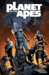 Planet Of The Apes (BOOM!studios - 2011)