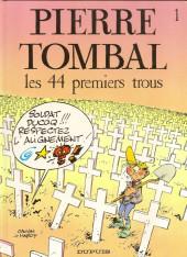 Pierre Tombal -1b1998- Les 44 premiers trous