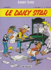 Lucky Luke -53a92- Le Daily Star