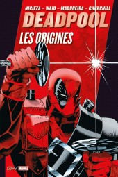 Best of Marvel -41- Deadpool : Les Origines