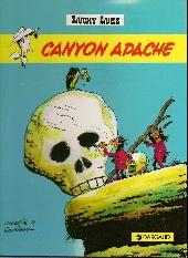 Lucky Luke -37a98- Canyon Apache