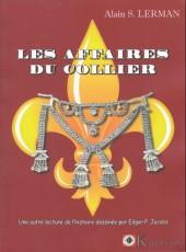 Blake et Mortimer (Divers) -10HS- Les Affaires du collier - Une autre lecture de l'histoire dessinée par Edgar P. Jacobs