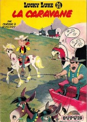 Lucky Luke -24a68- La caravane