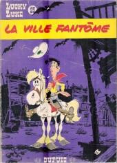 Lucky Luke -25a66- La ville fantôme