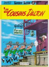 Lucky Luke -12d99- Les cousins Dalton