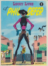 Lucky Luke -8e86- Lucky Luke et Phil Defer