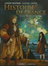 Histoires de France (Deutsch) -2- XVIIe siècle - Louis XIV et Nicolas Fouquet