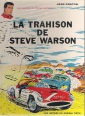 Michel Vaillant -6a1967- La Trahison de Steve Warson